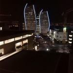 Huawei Ascend G510 photo - Sandton Night time