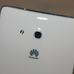 Huawei Ascend Mate Rear Camera