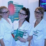 Rage Expo 2013 Kaspersky Girls