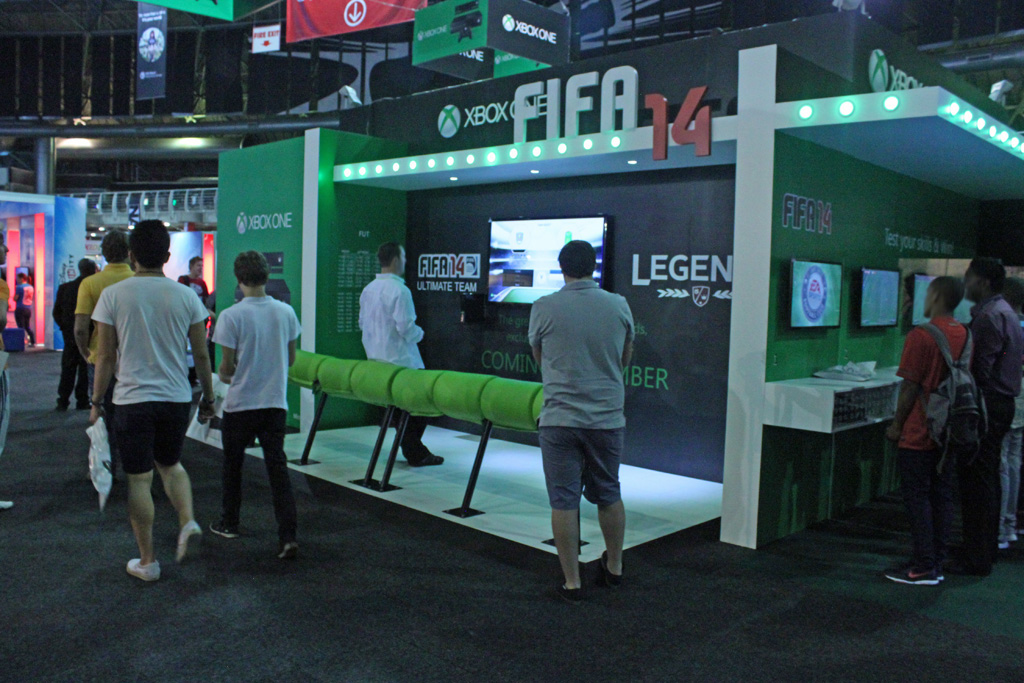 Expo Exhibition Stands Xbox One : Rage expo content showcase highlights tech net africa