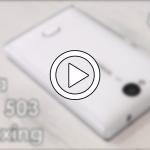 Video: Nokia Asha 503 Unboxing
