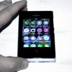 Nokia Asha 503 Front