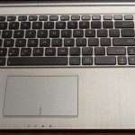 Asus Zenbook UX51VZ / U500VZ with a Touch Screen keyboard
