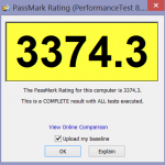 PassMark for Asus Zenbook UX51VZ / U500VZ with a Touch Screen