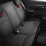Renault Clio 4 - Backseat